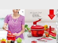 Quick Chef  ~ Katalog Tupperware Promo Juli 2016