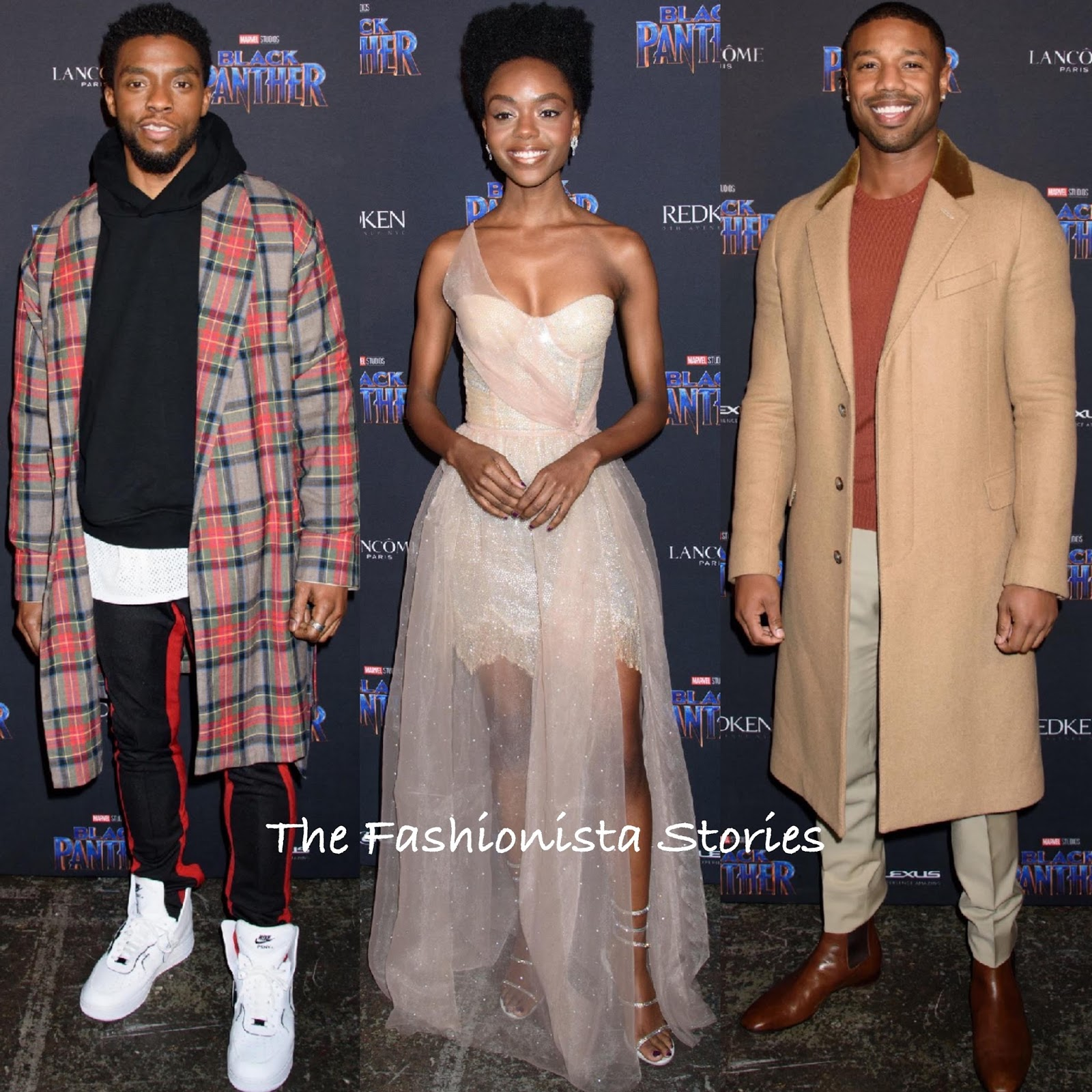 Last Night Was The Black Panther Premiere And It Was: Marvel Black Panther Welcome To Wakanda NY Fashion Week