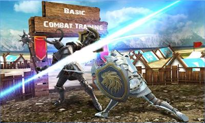 Mortal Blade 3D APK2