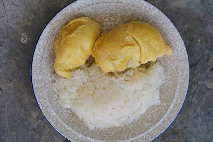 Image result for durian rice