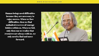 49 apj Abdul Kalam  motivational Quotes