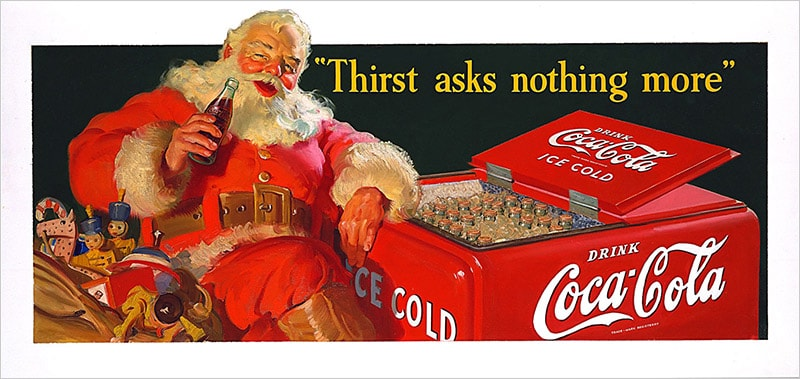 Прообраз Санта Клауса