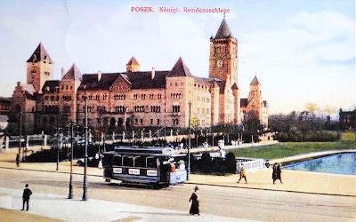 zamek cesarski Poznań
