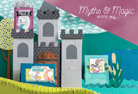 Look more closely at the Myths & Magic Product Suite by Stampin' Up!