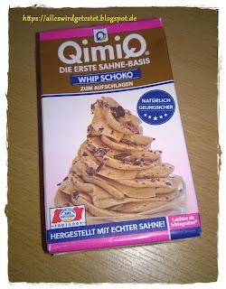 Qimiq Whip Schoko