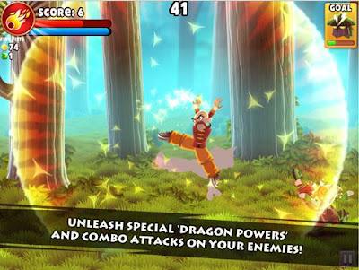 game offline dragon finga