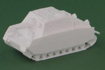 Brummbar (Sturmpanzer 43) picture 1