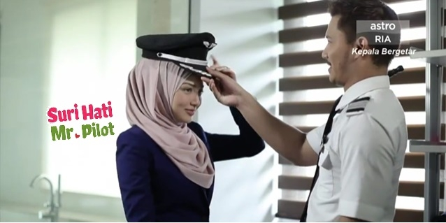 Review Drama Malysia - Suri Hati Mr Pilot