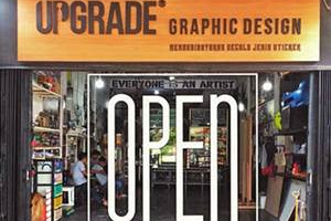 Lowongan Kerja Pekanbaru : Upgrade Graphic Design September 2017
