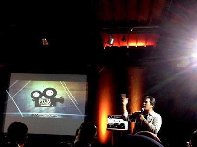 Ifa Isfansyah sebagai dewan juri festival film pendek