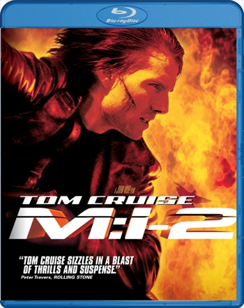Mission Impossible II 2000 Dual Audio Hindi 720p BluRay 800mb