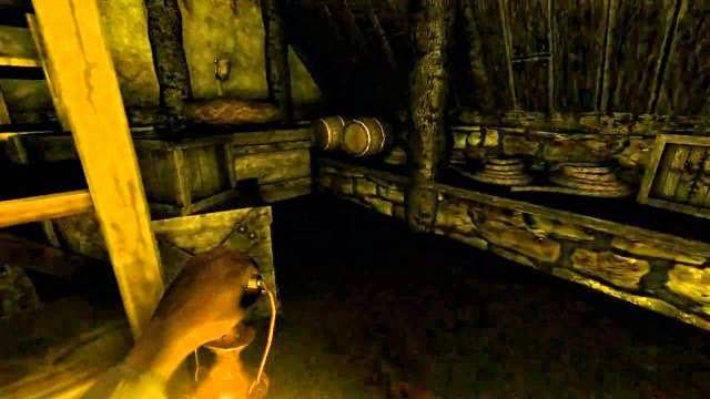 Amnesia The Dark Descent PC Games Gameplay