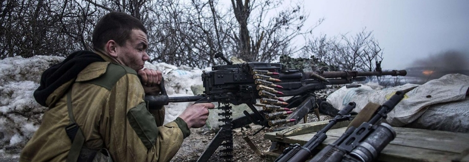Donbas: Invaders redeploy weapons on new positions