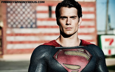 Immortals and Man of Steel British actor Henry Cavill tops Glamour magazine worlds sexiest men poll