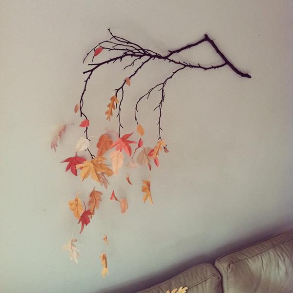 duvar-dekoru-yaprak-dal