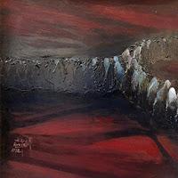 Obras artista surrealista marroquí Ahmed Ben Yessef