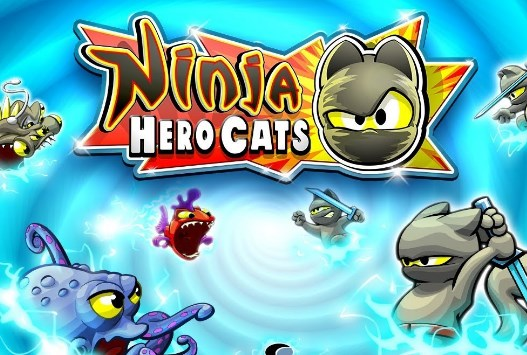 Ninja Hero Cats Apk Free on Android Game Download