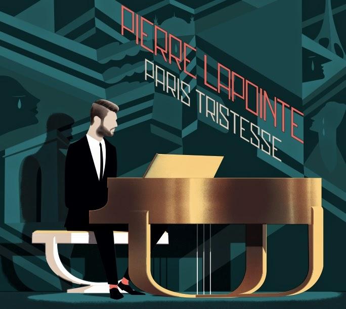Paris Tristesse de Pierre Lapointe