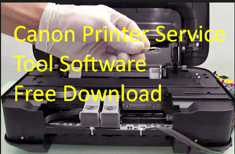 Canon Printer Service Tool Software Free Download