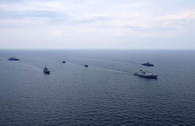 НАТО и ВМСУ в Черном море передали РФ недвусмысленное послание. Фоторепортаж