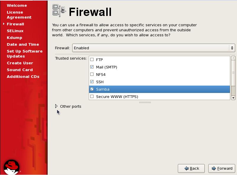 Red Hat Enterprise Linux 5 5 Installation Guide (Screenshots