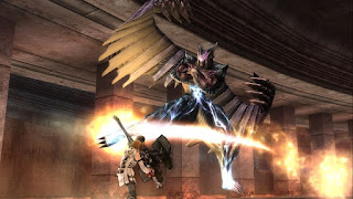 Download Game Gratis God Eater 2 Rage Burst Full Version