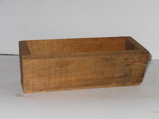 maceta rústica madera