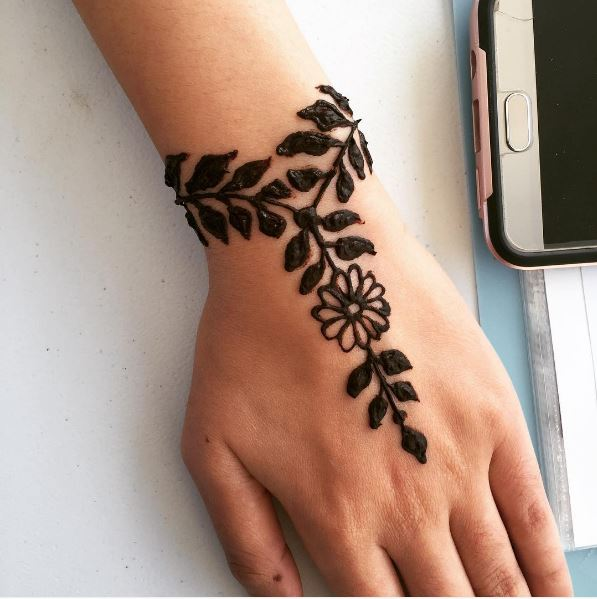50 Charm Bracelet Tattoos For Wrist Ankle 2019 Page 2 Of 5