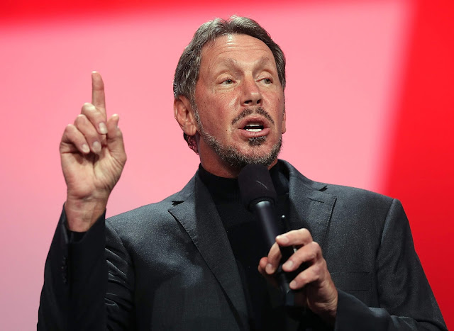لاري إليسون - Larry Ellison