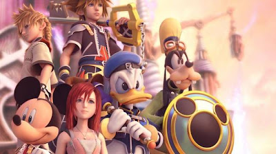 Kingdom Hearts 1.5 image
