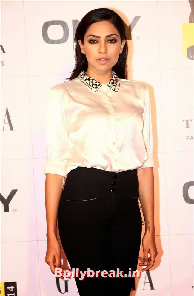 Nin dusanj, Hottest Celebs of Bollywood at Grazia Young Fashion Awards 2014