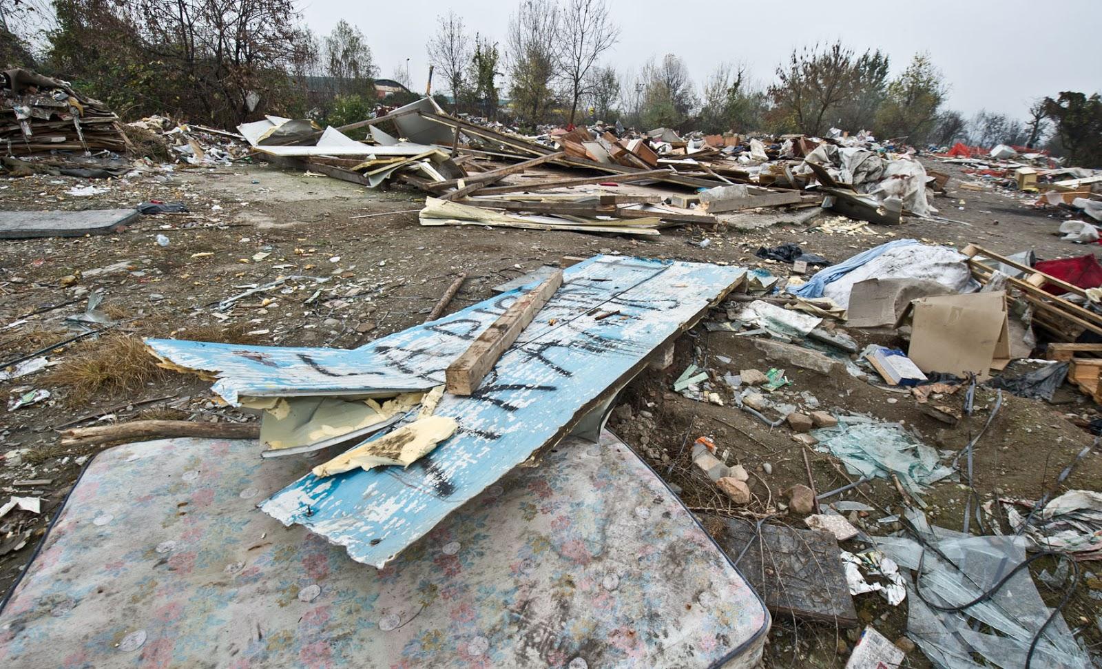 Sistema torino inchiesta case ai rom le risposte di for Case di terra