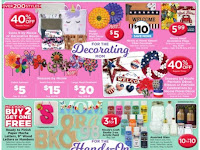 Ac Moore Weekly Ad Coupons October 13 - 19, 2019