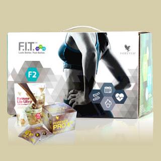 Програма за отслабване и фитнес Форевър Ф.И.Т. 2 - Шоколад и Шоколад /Forever FIT2  Chocolate-Chocolate/