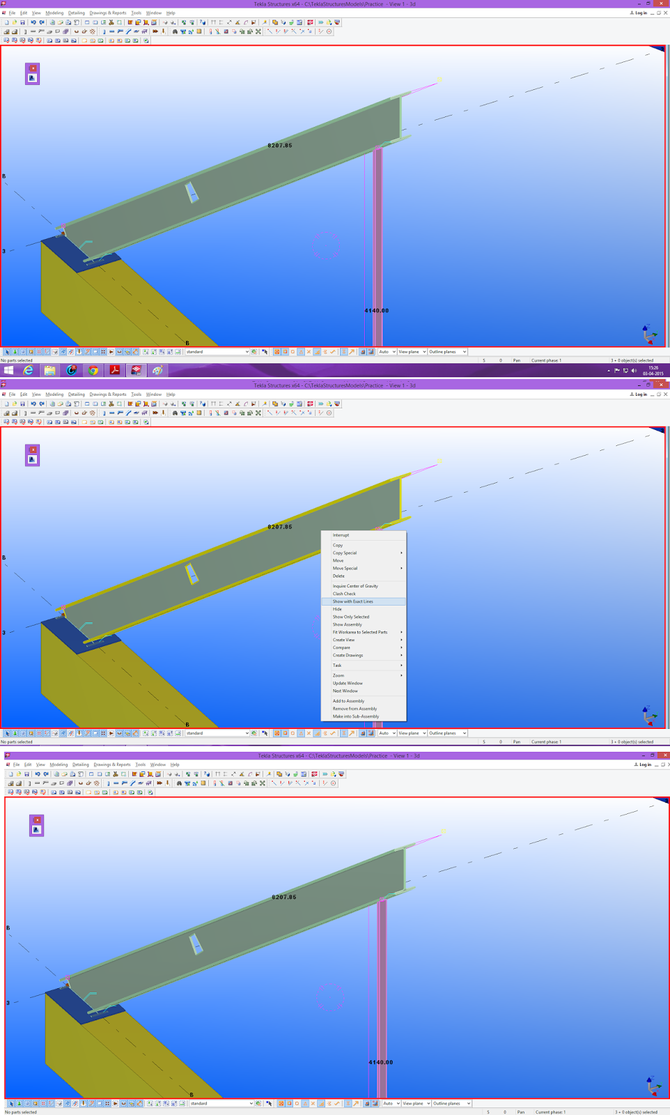 Tekla Structures Learning