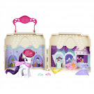 MLP Folding Playset Rarity Brushable Pony