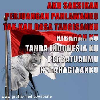 jumpa lagi blog yang membahas seputar desain grafis 8 Gambar Kata Bijak Bendera Merah Putih