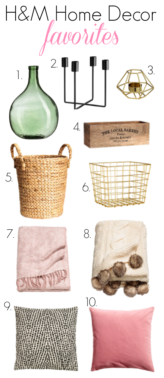 Home Decor Finds   H M Home   Lovely Life Styling They actually have a lot of cute  trendy and affordable home decor items   I ve rounded up some of my favorite pieces from their site below