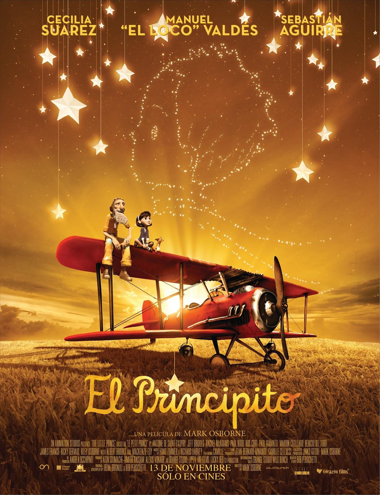 Estreno en México película El Principito - TVCinews