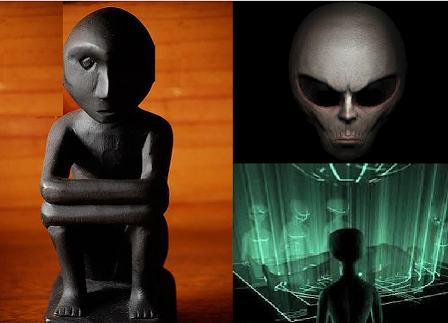 Anitos Might Be Ancient Aliens