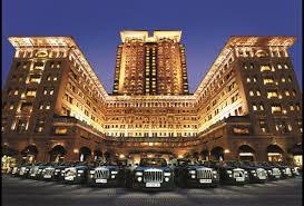 hotel mewah yang biasa di sewa keluarga kerajaan arab saudi