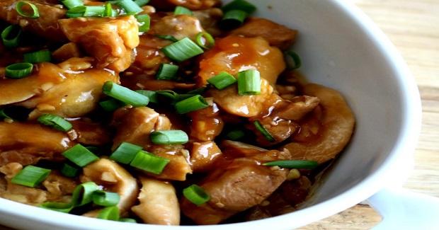 Instant Pot Filipino Adobo Chicken Recipe