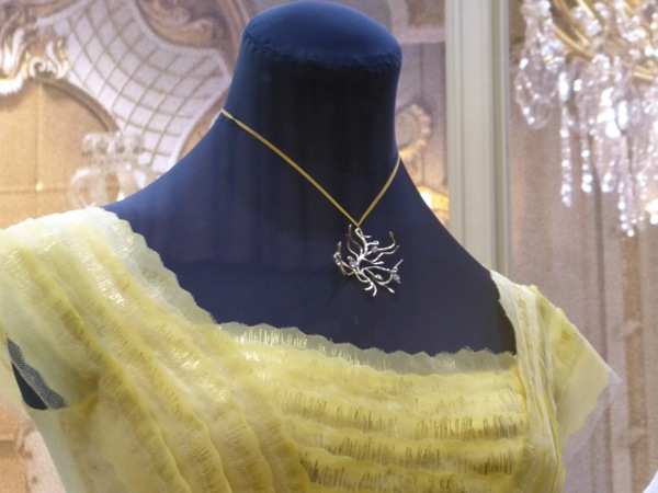 Belle necklace Beauty and the Beast