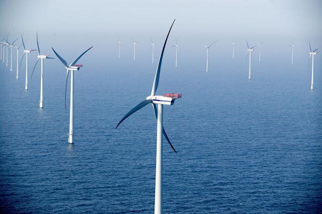 Turbin Angin Pembangkit Listrik