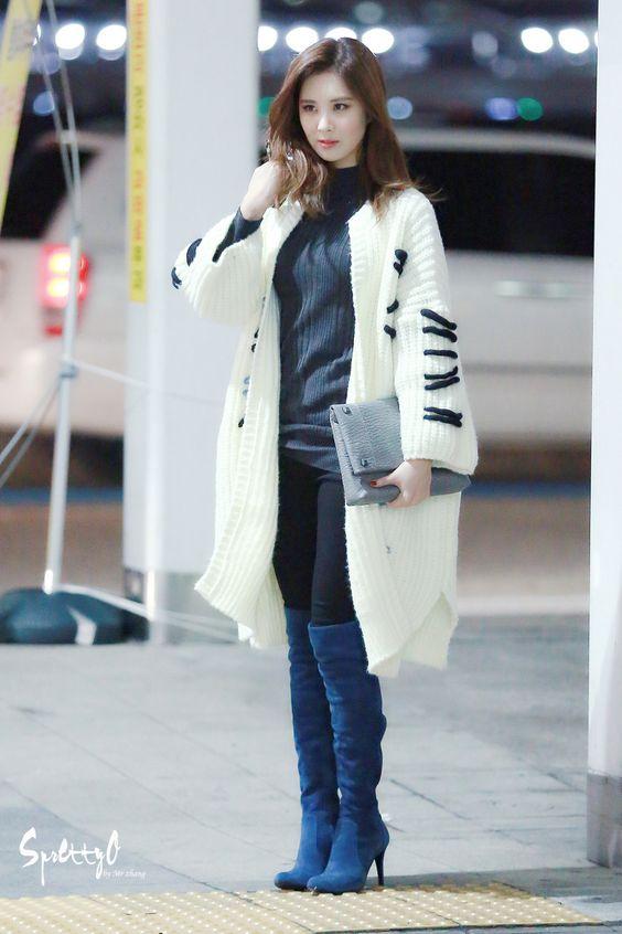 Snsd Yuri Street Fashion