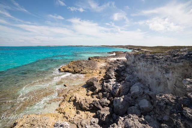 Exuma Sound, Warderick Wells, Bahamas