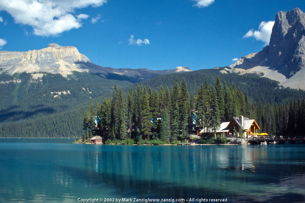 Yoho National Park Canada  Natural Creations