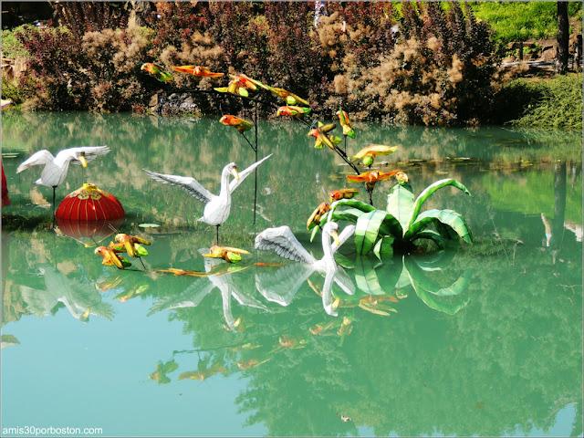 Lago Dream del Jardín Chino, Montreal