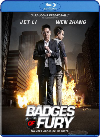 Badges of Fury 2013 ENGLISH 5.1 720p BluRay 800MB