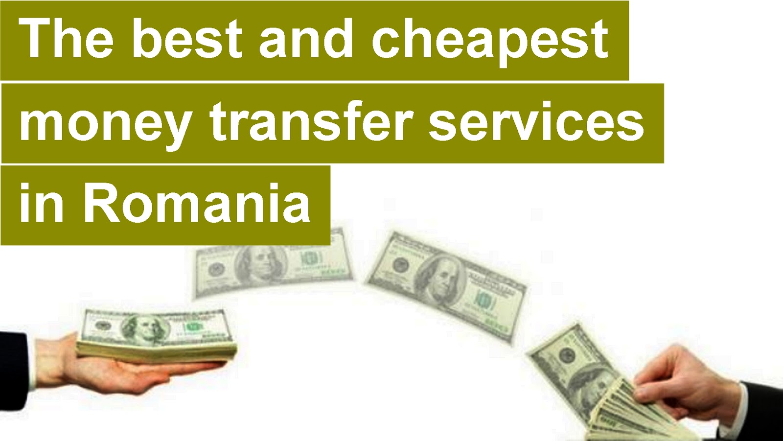 Online Financial Advice The Best And Est Money Transfer Services In Romania